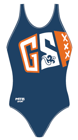 Start the new season in style, with the new GSA swimming gear!