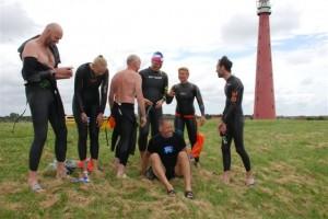 Den Helder, zwemclinic '4