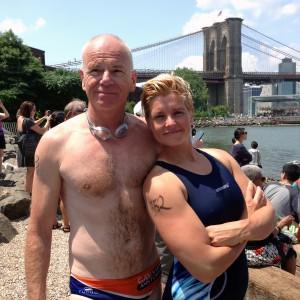 Open Water Zwemmen zomer 2014