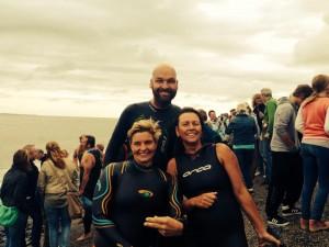 Spieren voor Spieren Stacey, Occo, Yvonne