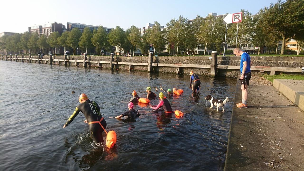 Buitenzwemmen met GSA
